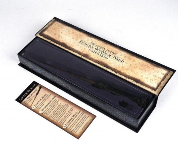 Astonishing Harry Potter Remote Wand