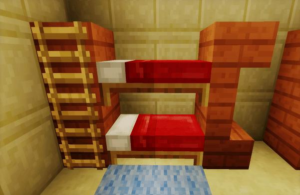 30 Creative Minecraft Bedroom Ideas In Game Best Image,Design Kitchen Online Free