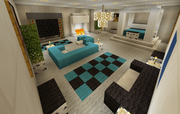 Minecraft Furniture Ideas The Small Details To Your Designs Bib And Tuck