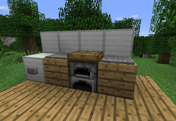 Minecraft Furniture Ideas, the Small Details to Your Designs