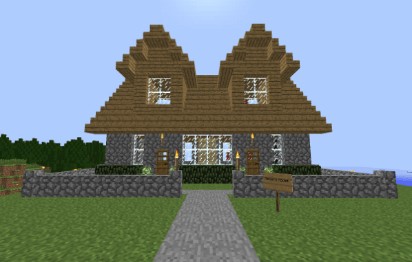 Minecraft House Ideas for Different Settings and Conditions