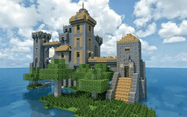 Best Minecraft Castle Ideas And Constructions Bib And Tuck