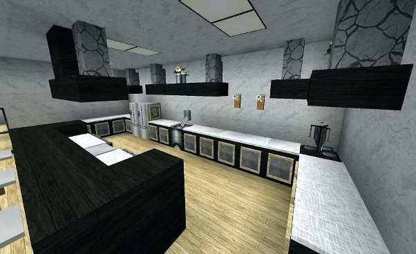 Best Modern Minecraft Kitchen Ideas