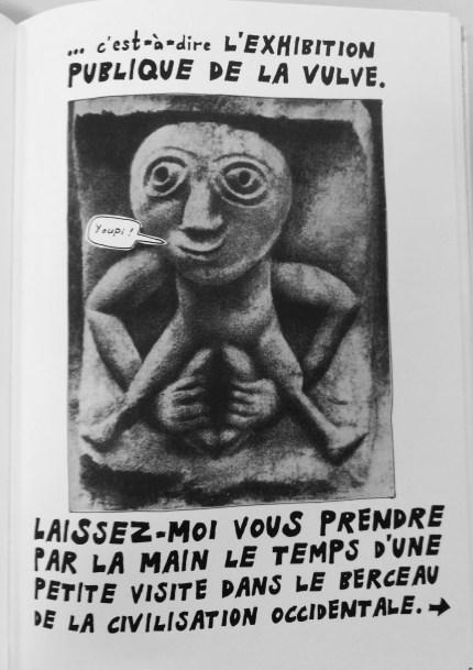 L Origine Du Monde Bd : origine, monde, L'origine, Monde, Strömquist, Bib'Bazar