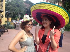EPCOT, mexico, disney side, disney cast member, disney college program
