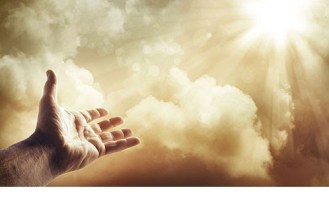Guds hand