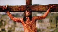 Jesus offrar sitt liv för mänskligheten
