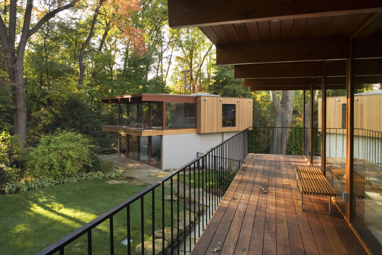 Spruce Residence Ann Arbor MI Biber Architects