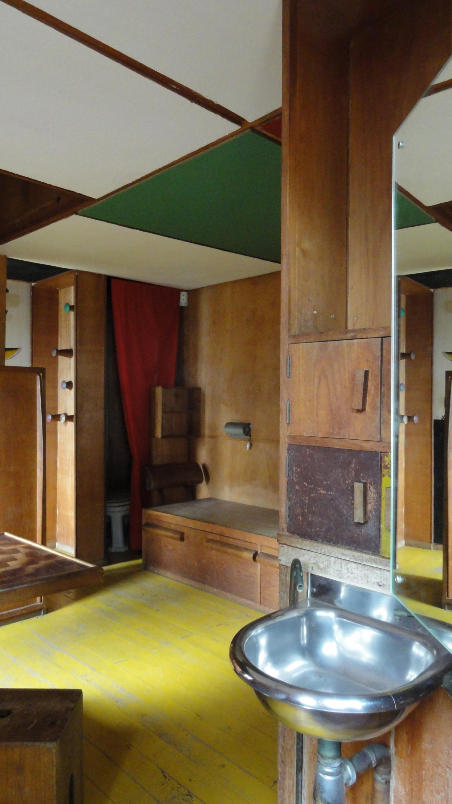 Le Corbusier Le Cabanon  Biber Architects