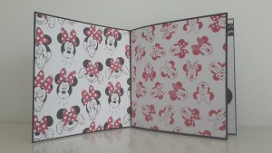 Scrapbooking Mickey Mouse Album_4