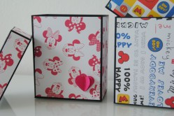 Scrapbooking Box Mickey Mouse_1