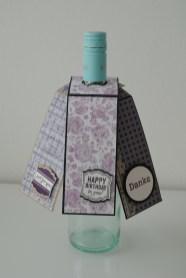 Scrapbooking Flaschenanhänger aus Papier_8