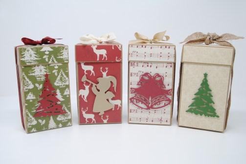 individuelle Weihnachtsboxen