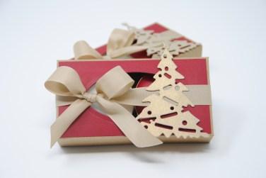 Weihnachtsmarkt Teelichterverpackung