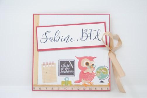 bibibunt Glückwunschkarte_Schule