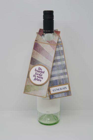 bibibunt flaschenanhänger farbe