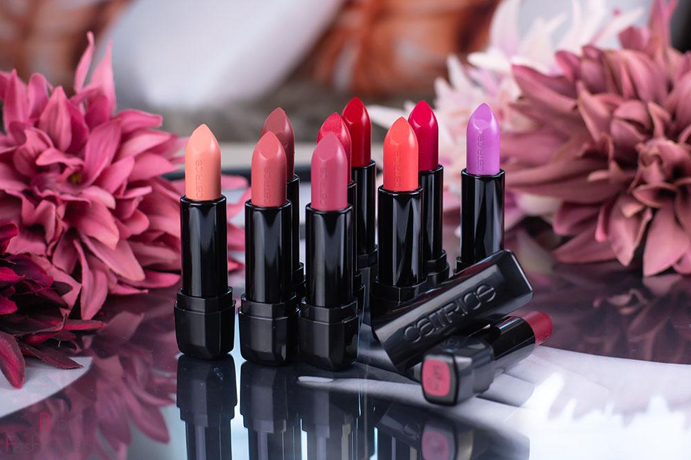 Catrice Full Satin Lipsticks Titelbild