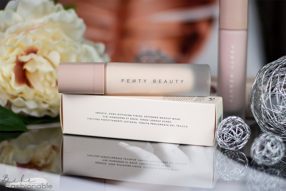 Fenty Beauty Pro Filtr Instant Retouch Produktversprechen