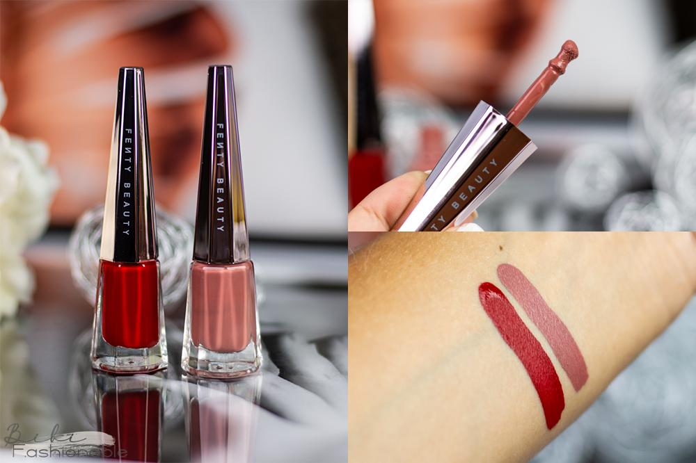 Fenty Beauty Stunna Lip Paint Applikator inkl Swatch