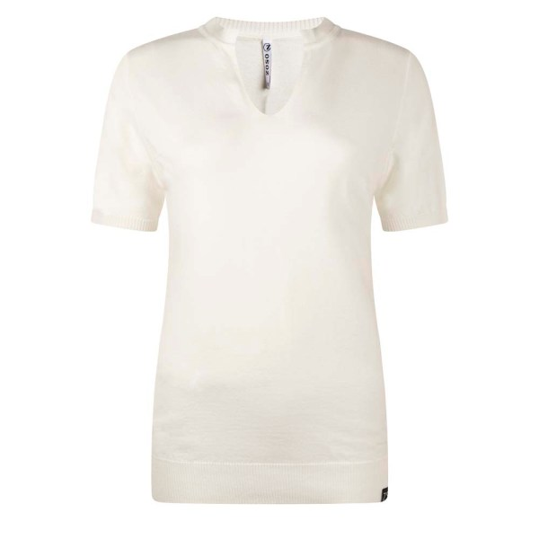215Emmy Knitted Fancy Turtle Neck Offwhite