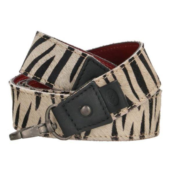 Micmacbags Wildlive Schouderband Zebra 989