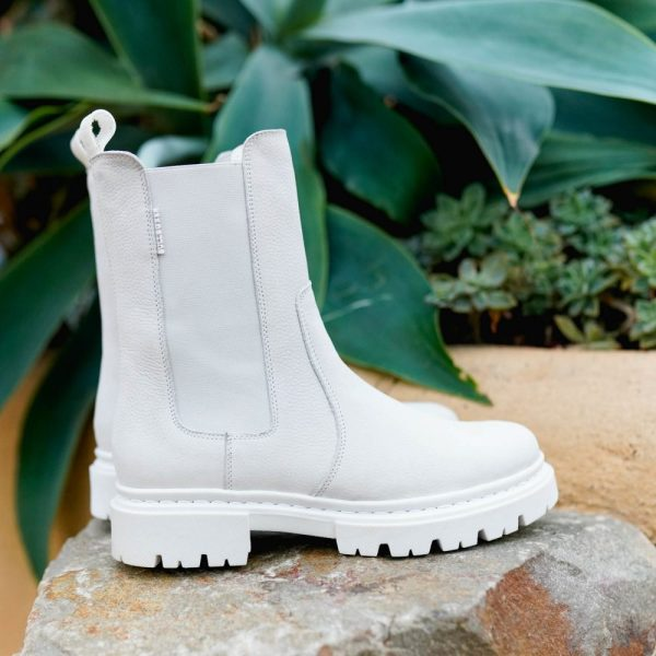 Chelsea Boots Offwhite