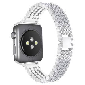 Bracelet Apple Watch Cristaux poux Femme