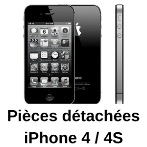 Pièces iPhone 4 / 4S