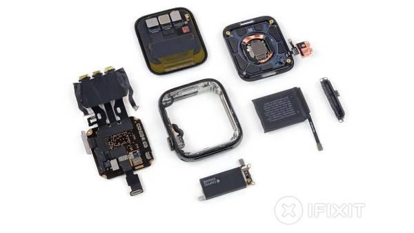 Apple Watch Series 5 Démontage