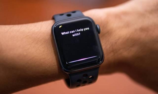 Apple Watch serie 5  Meilleur microphone