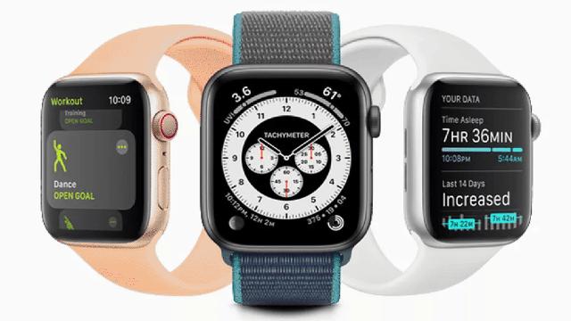 Nouvelle application de remise en forme dans watchOS 7 et iOS 14