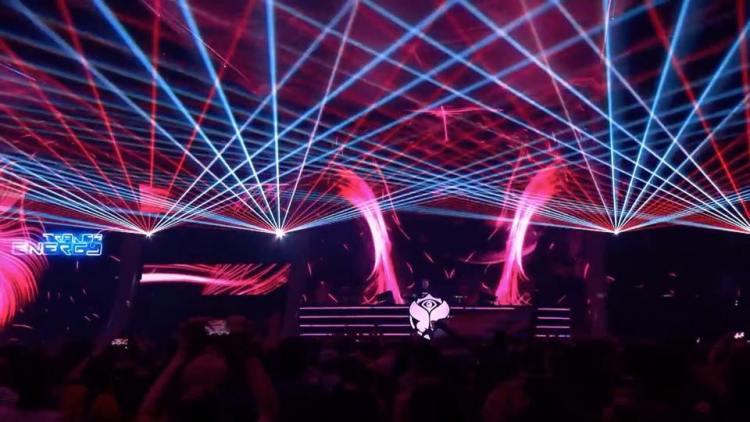 ¡Tomorrowland!, el festival de musica electrónica mas grande del mundo.