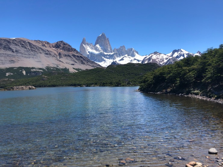 ¡Laguna Capri!, Un verdadero paíso en ¨El Chaltén¨, Argentina.
