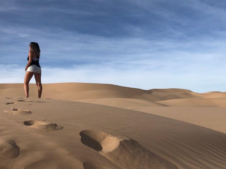 ¡ Deslizate en arena y disfruta de la belleza del desierto!