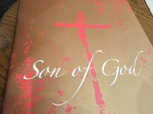 映画「Son of God」©聖書の話