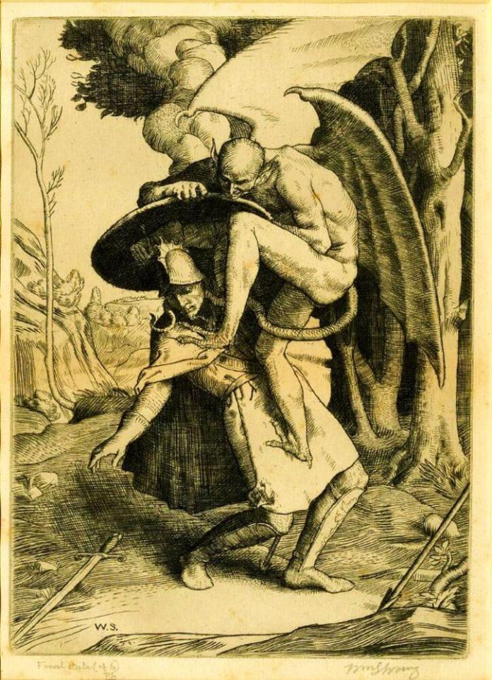 Аваддон. Ангел бездны. Откровение 9:11