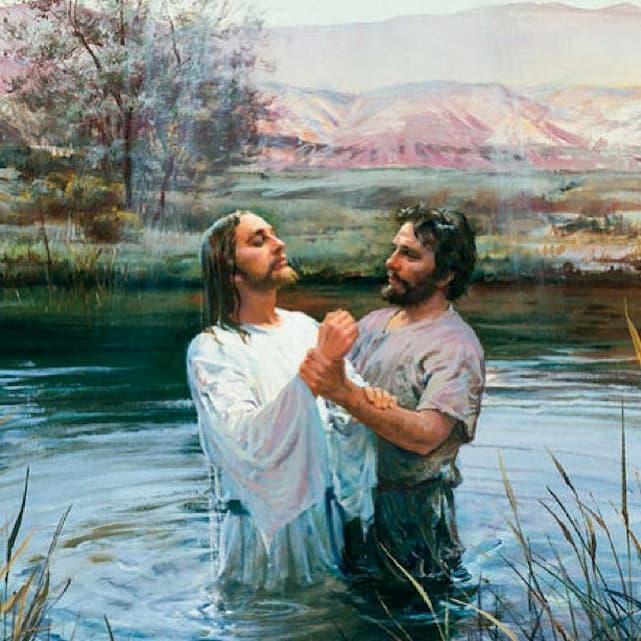 Новый Завет: покаяние или раскаяние, в том, что жил до этого момента не так как того хотел бы Бог; крещение, во имя Иисуса Христа, для прощения грехов соделанных в предыдущей жизни (до познания Бога).