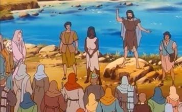 Иисус воскресе - Мультфильм для детей
