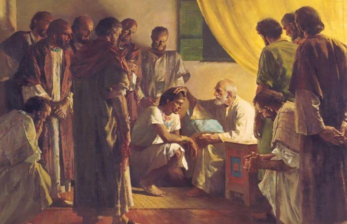 Имена сыновей Иакова вместе составляют тайное Евангелие