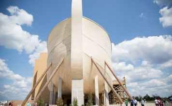 Ноев ковчег, прообраз церкви