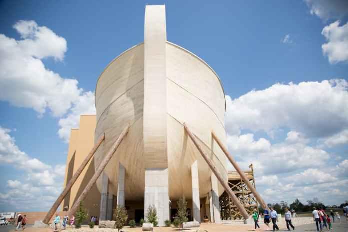 Навигация и ковчег Ноя