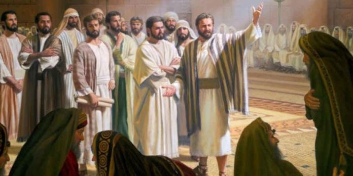 Проповедники и Пасторы
