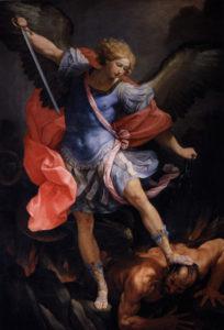 Michael Conquering Satan