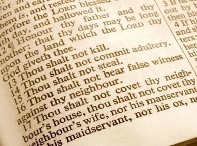 are the ten commandments still relevant today