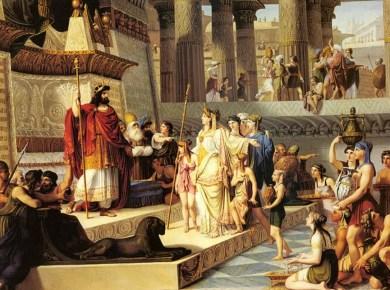 Solomon Queen Sheba
