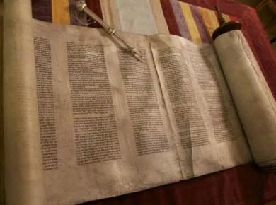 Scripture, Scrolls, Torah