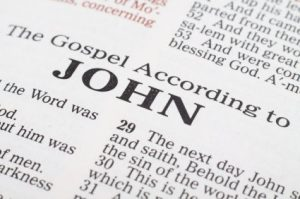 How many persons were named John in the Bible?