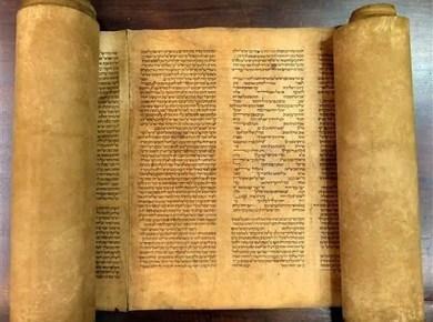 Manuscripts, Torah