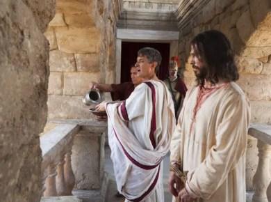 Pilate-wash