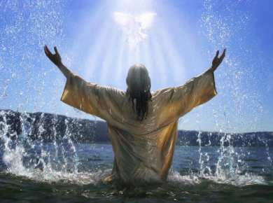 Baptism Holy Spirit